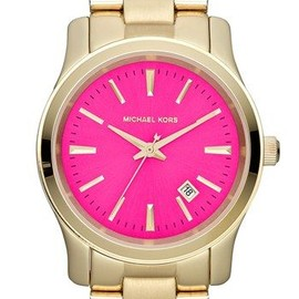 MICHAEL KORS - Pink/Watch