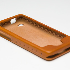 notodesign, aiko - iphone leather case レザーケース