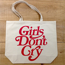 verdy - girls don't cry tote