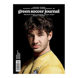 The Green Soccer Journal Issue 8