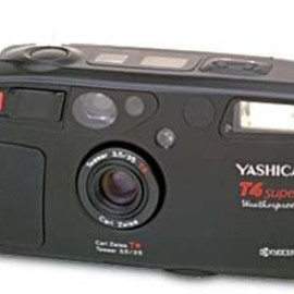 YASHICA - T4 SUPER