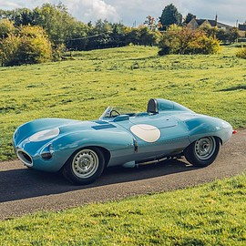 Jaguar - D-Type