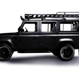 2015 Defender Black Silver Pack