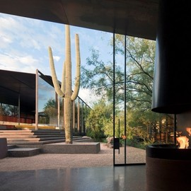 Wendell Burnette Architects - Desert Courtyard House