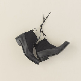ARTS&SCIENCE - Laced Ankle Boots Melton