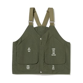 MOUNTAIN RESEARCH - MOUNTAIN RESEARCH × BEAMS PLUS / LUGGAGE WEAR RESEARCH カーゴ ベスト