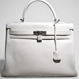 HERMES - White Kelly