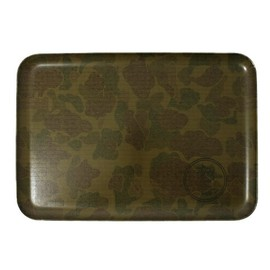 STUSSY Livin' GENERAL STORE - DH Camo Medium Fabric Tray