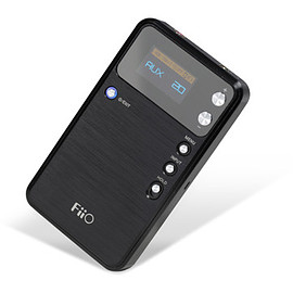 fiio - USB DAC Headphone Amplifier