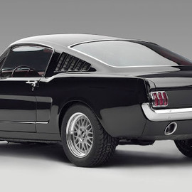 Ford - Mustang65 Fastback