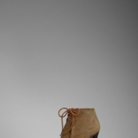 Burberry - Burberry Field Boots