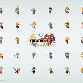 Square Enix - THEATRHYTHM FINAL FANTASY