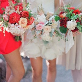 wedding - beautiful colors