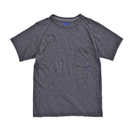 WHITE MOUNTAINEERING - COTTON FRONT POCKET RAGLAN HALF-SLEEVES T-SHIRTS
