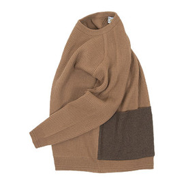 ENDS and MEANS - Camel Knit