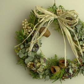 Gertrude Florist - Christmas Wreath