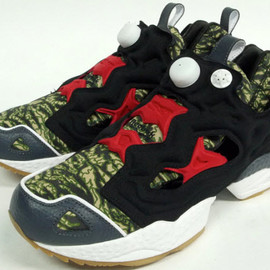 Reebok - EXPANSION x mita sneakers x Reebok Pump Fury