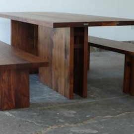 John Pawson - Table & Benches