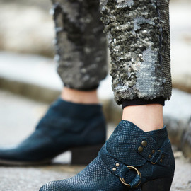 Free People - Free People Tortuga Ankle Boot