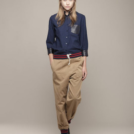 BOY BY BAND OF OUTSIDERS - CARPENTER CHINO