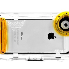 Seashell - SS-i5 - waterproof housing case for iPhone 5