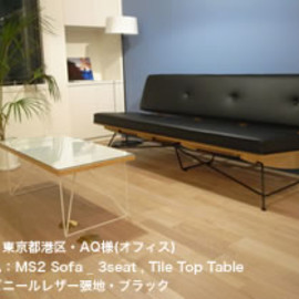 MS2 Arm Sofa 2.5seat
