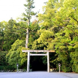 伊勢神宮 Grand Shrine at Ise - http://www.webooks.co.jp/blog/wephoto/1465/