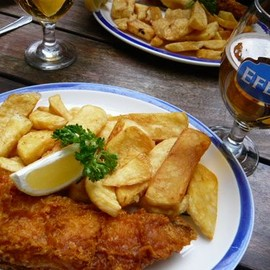 Rock & Sole Plaice - London - Fish & Chips
