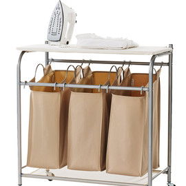Neatfreak - Triple Sorter with Ironing Board