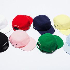 Camp Cap with 3M Reflective pattern.