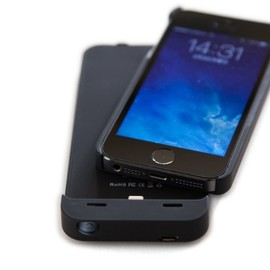 cheero - 大容量ケースバッテリーcheero Power Case for iPhone5/5S 2300mAh *Made for iPhone (Apple認証付き)