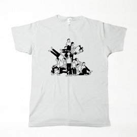 Noritake - PEOPLE PLAY(T-shirts/white)