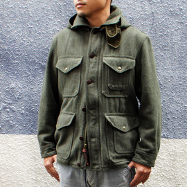 POLO RALPH LAUREN - HOODED CRUISER JACKET