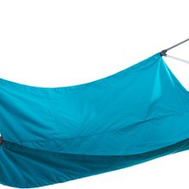 REI - evrgrn Downtime Hammock BLUE HORIZON/PACIFIC BLUE