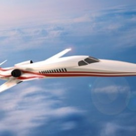 Aerion Supersonic - Supersonic Private Jet