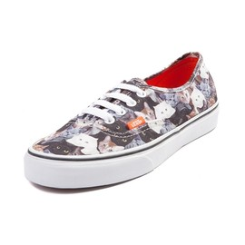 VANS - Vans x ASPCA Authentic Kitty Cat Skate Shoe