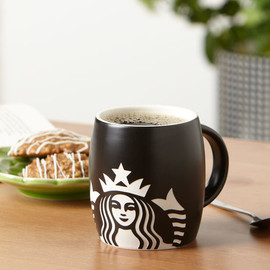 Starbucks - R Logo Mug - Black, 14 fl oz