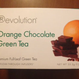 Revolution - Orange Chocolate Green Tea