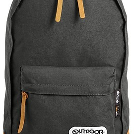 OUTDOOR PRODUCTS - OUTDOOR PRODUCTS(アウトドア プロダクツ) DAY PACK 4052EXPT BLACK 4052EXPT