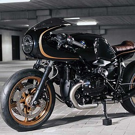 DEEP CREEK CYCLEWORKS - BMW R nineT Cafe Racer