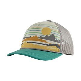 patagonia - Kids' Interstate Hat, Summit Static: Light Beryl Green (SSLG)