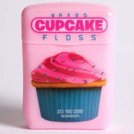 Accoutrements - Cupcake Floss