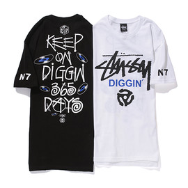 stussy - Stussy x King Of Diggin' Production