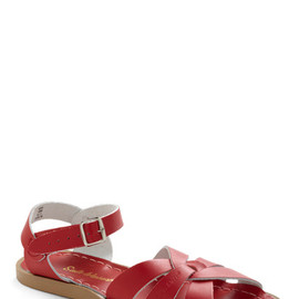 Salt Water - Outer Bank on It Sandal in Red
