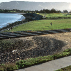 Candlestick point state recreation area, California - Hargreaves Associates