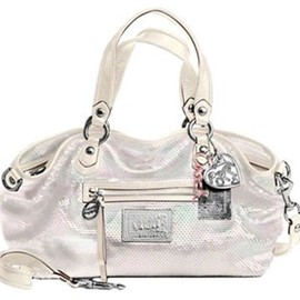 Coach - Coach 16339 Limited Edition Sequin Rocker Convertiable Shoulder Bag Tote