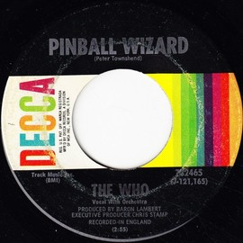 The Who - Pinball Wizard (EP) / The Who