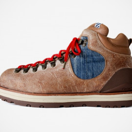 visvim - 2011 Fall/Winter SERRA BOOTS