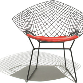 Knoll - bertoia diamond chair