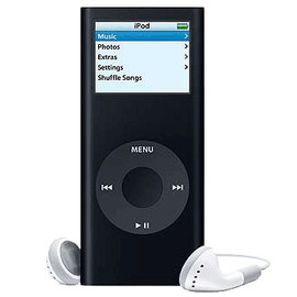 Apple - iPod nano 2nd Generation Black